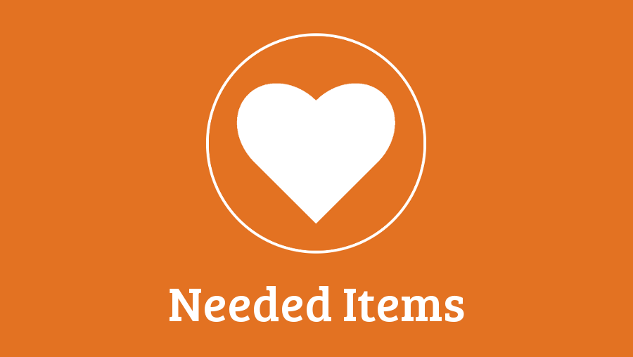 top needed items covenant house vancouver
